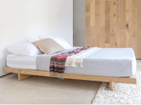 Low Fuji Attic Bed (No Headboard)