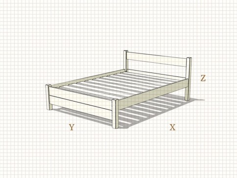 Made to Measure Bed - Alteration Fee