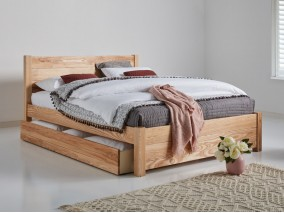 London Storage Bed