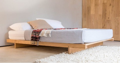 Japanese Fuji Attic Bed (No Headboard)