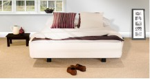 Floating Platform Bed (Space Saver)