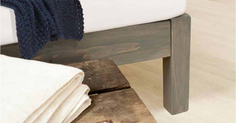 Platform bed space saver get laid beds for Space saving bed frame