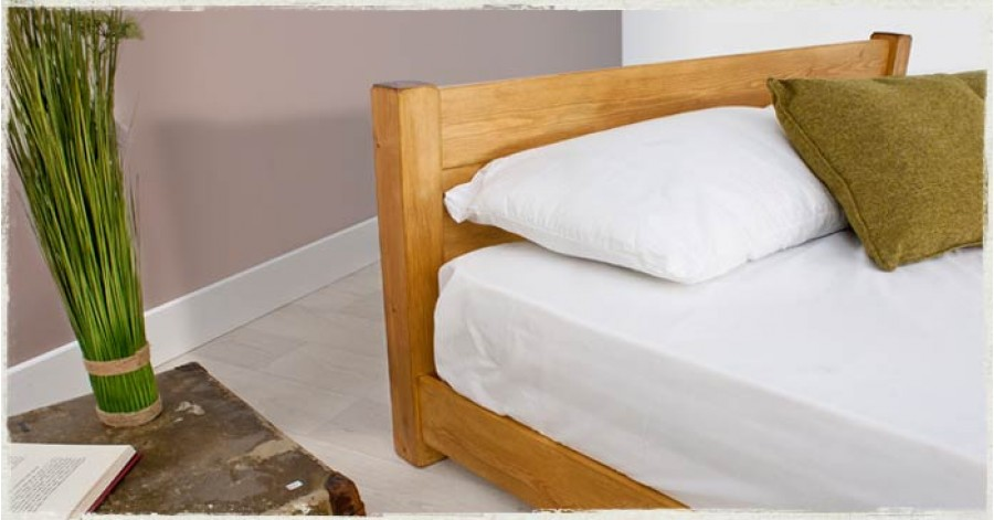 Low oriental bed space saver for Space saving bed frame