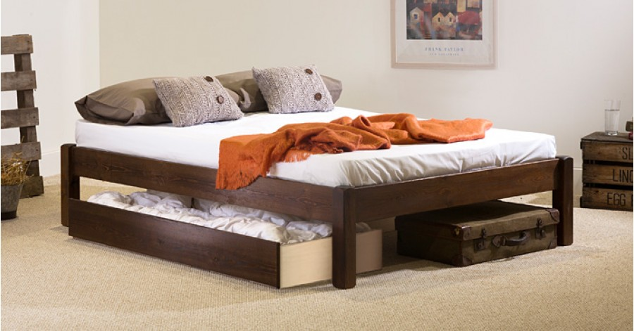 Platform bed get laid beds for Simple bed designs