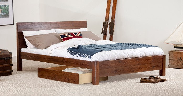 Chelsea bed get laid beds for How tall is a standard bed frame