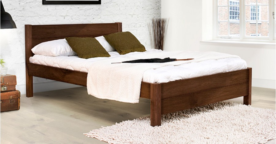 the thames handmade wooden bed frame oxford bed get laid beds 7841