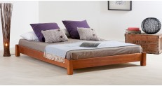 Low Platform Bed (No Headboard)