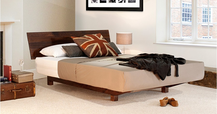 Floating Beds Interesting Floating Bed Space Saver  Get Laid Beds Design Decoration