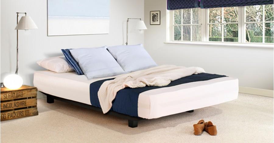 Floating Platform Bed (Space Saver) | Get Laid Beds