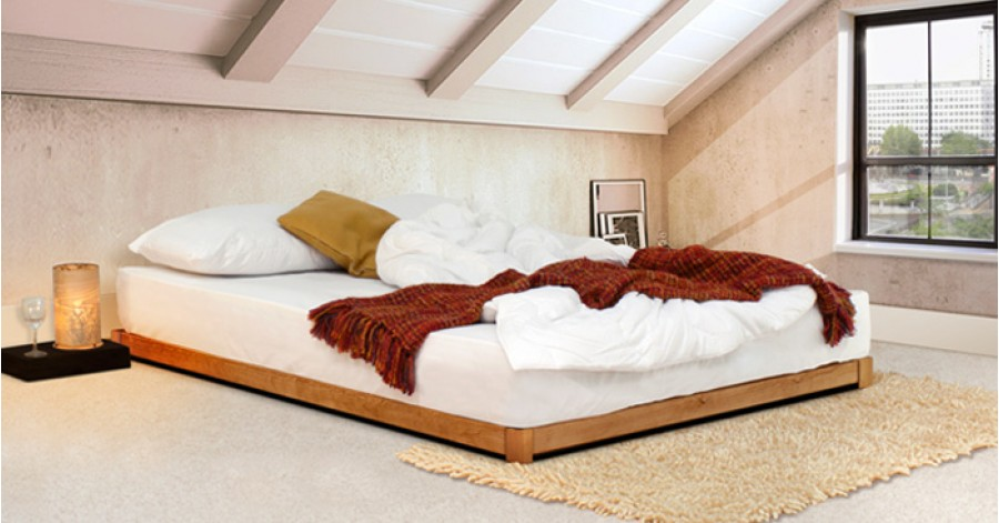 Low loft bed space saver get laid beds for Low to ground beds
