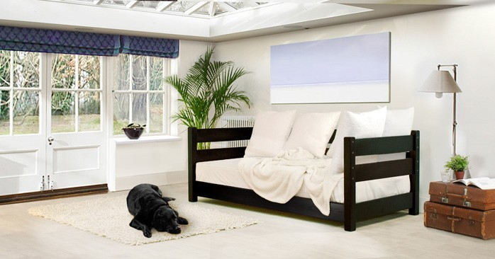 Modern day bed get laid beds for How tall is a standard bed frame