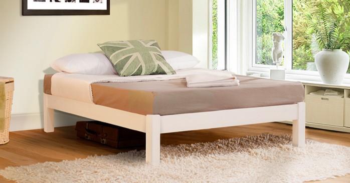 platform bed space saver get laid beds. Black Bedroom Furniture Sets. Home Design Ideas