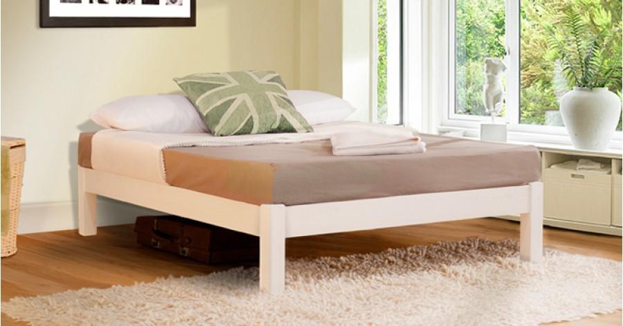 Elegant Platform Bed (Space Saver)