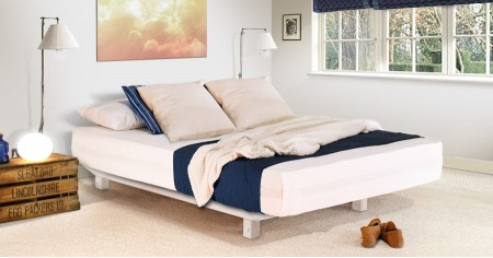 Low Shoreditch Platform Bed (Space Sa