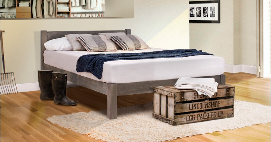 White knight bed space saver get laid beds for Space saving bed frame