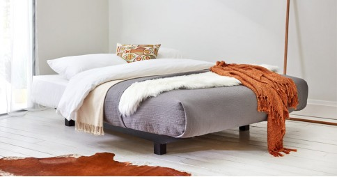 Shoreditch Platform Bed (Space Saver)