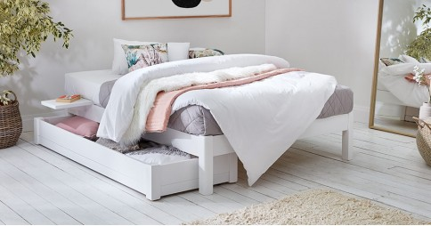 Platform Bed (Space Saver)