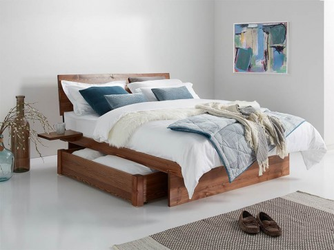 Japanese Storage Bed