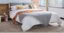 Padded Bed Headboard Cover - Double