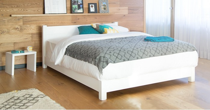 Low beds for Space saving bed frame