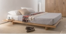 Low Fuji Attic Platform Bed (For Etsy)
