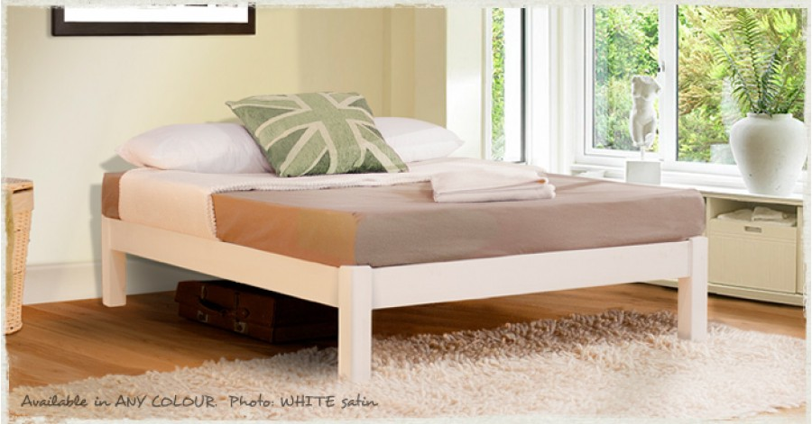Platform Bed Space Saver