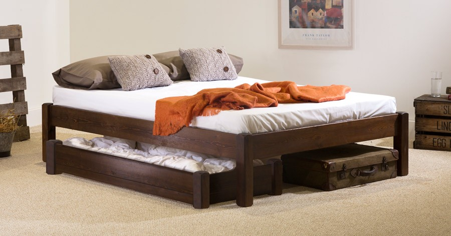 Custom Made Wooden Beds Uk