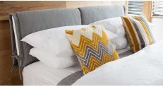 Padded Bed Headboard Cover - Triple