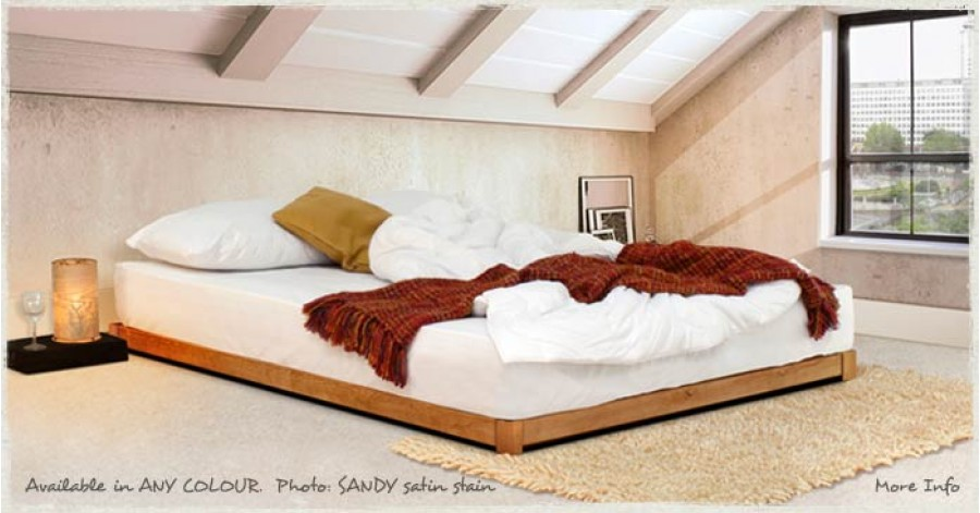 Anyone Here Made Their Own Bed-Frame ? - The off-topic forum - House ...