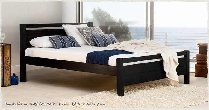 Cambridge Wooden Bed Frame 698 x 366
