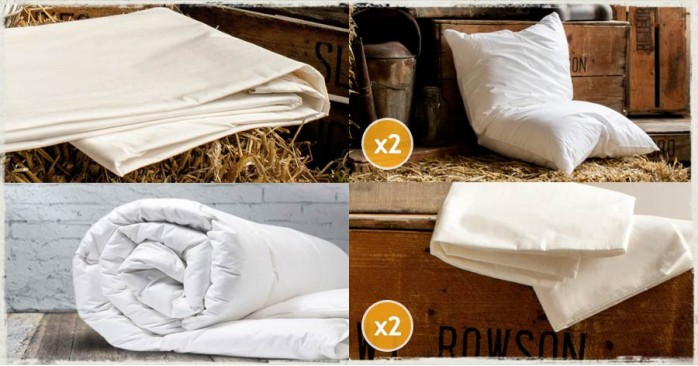 Replacement Bedding
