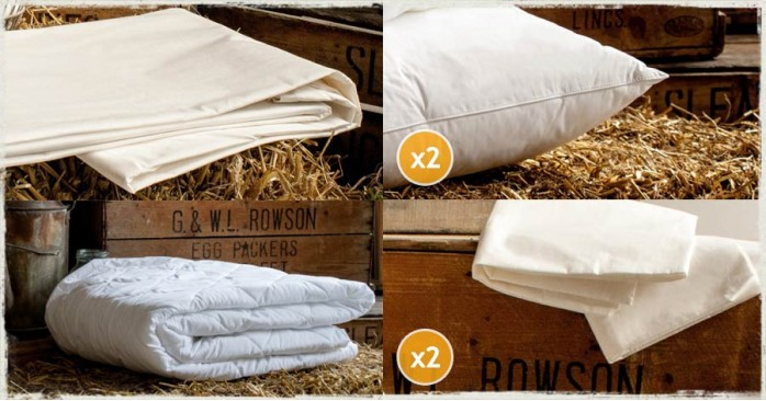 Bedding Protector Set