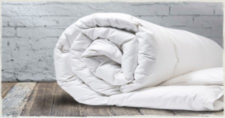13.5 Tog Soft Hollowfibre Duvet