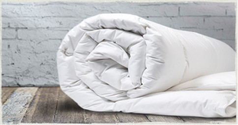 4.5 Tog Soft Hollowfibre Duvet