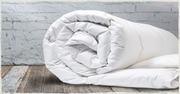 10.5 Tog Soft Hollowfibre Duvet
