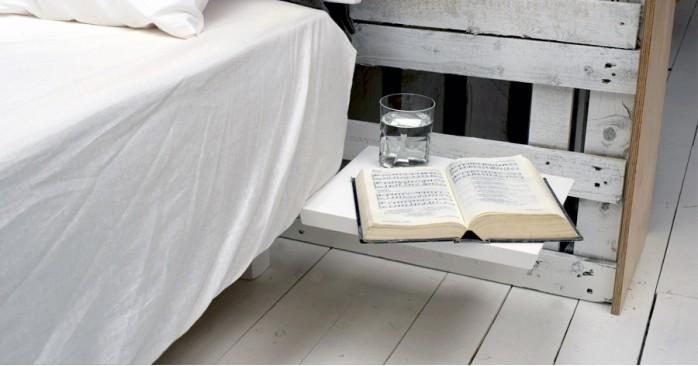 Floating Bed - Shelf