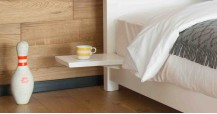Platform Bed (Space Saver) (Etsy)
