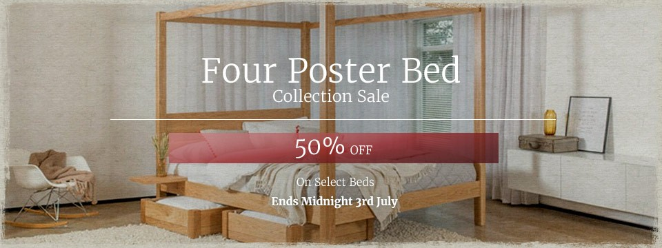 Wooden Bed Sale