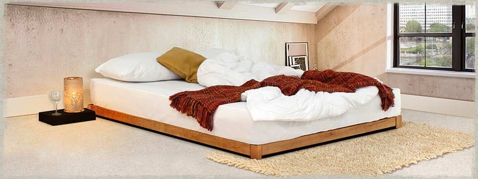 Wooden Beds Handmade Low Beds With Fast Delivery Get