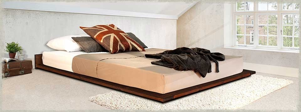 Low Modern Bed