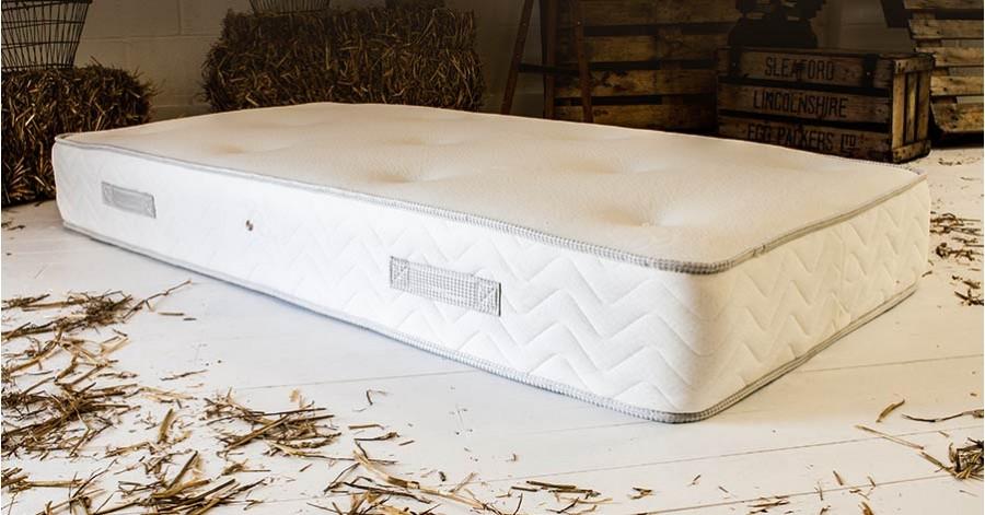 open coil mattress
