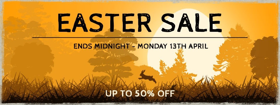 1 - Easter Sale