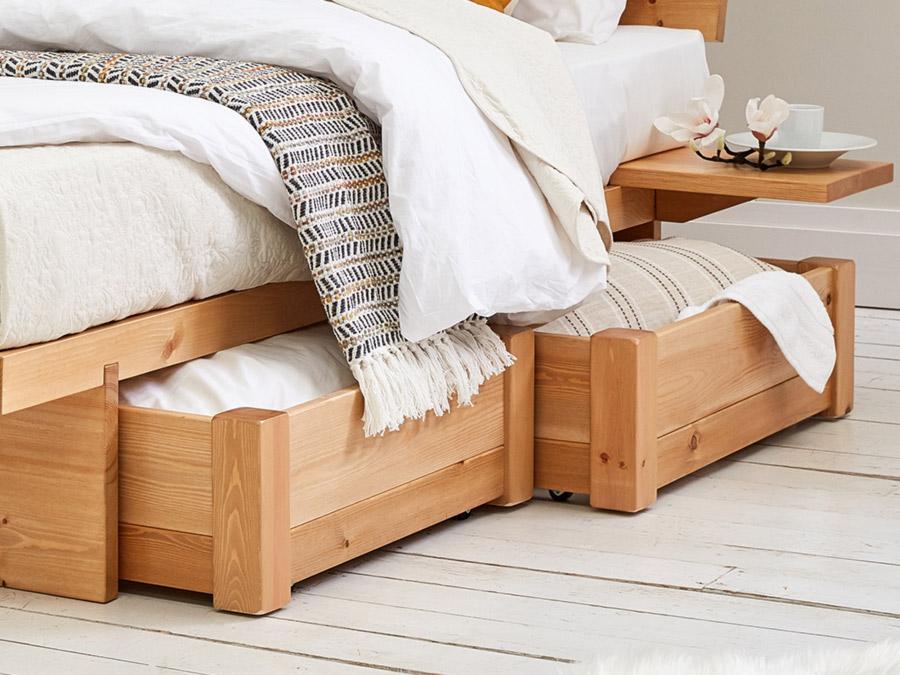 Classic Underbed Storage Box Get Laid, Bed With Under Storage