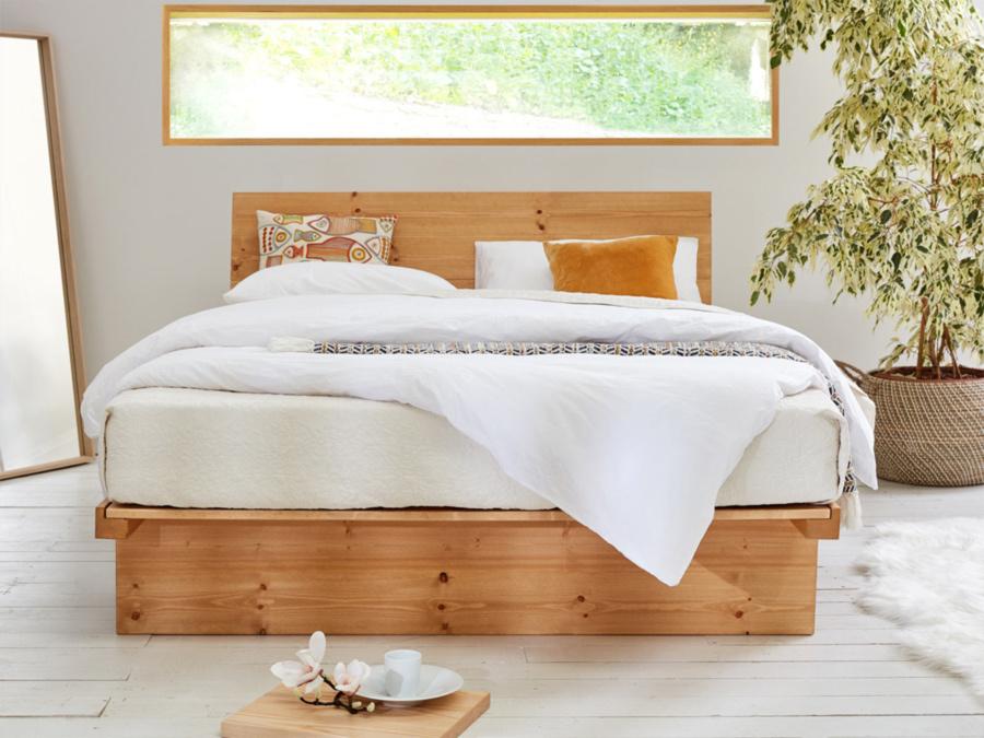 Japanese Storge Bed Frame Normal Res
