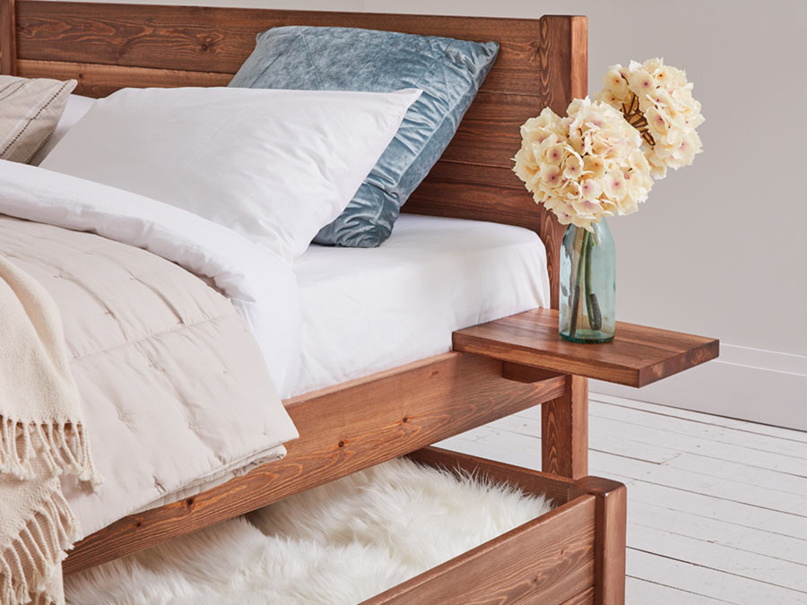 Oxford Bed Frame Full Size