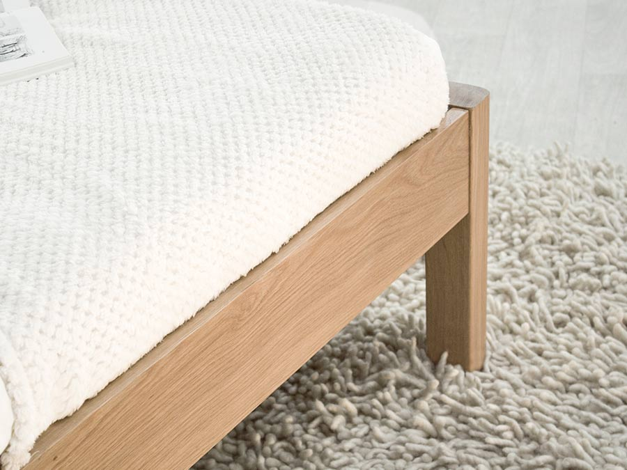 Platform Bed No Headboard Get Laid Beds, Queen Bed Frame Without Headboard