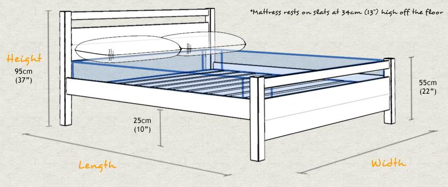 cambridge bed. Black Bedroom Furniture Sets. Home Design Ideas