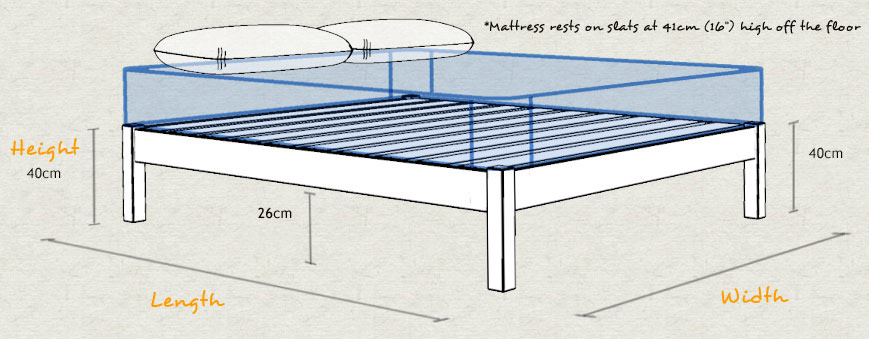 Platform-Bed-Space-Saver-Size-and-Dimensions