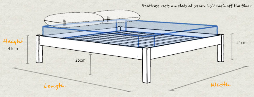 Platform-Bed-Frame-No-Headboard-Schematic